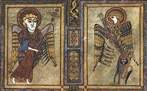 Зодия Лъв, евангелисти, тетраморф, евангелие, зодии