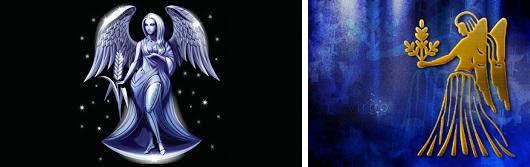 Джон Джоселин, Медитация върху знаците от зодиака, знак Дева, изображение Дева, зодия