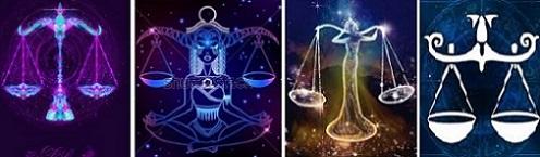 изображения на зодия Везни, астрология, хороскопи,