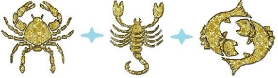 зодия Скорпион Орел, Зодиакален кръг, любов, душа, качества