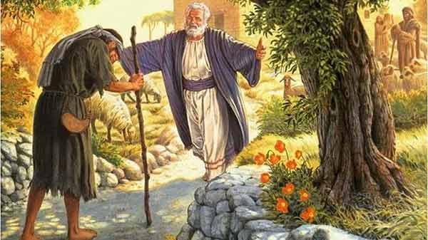 Завръщането на Блудния син от Светата Библия