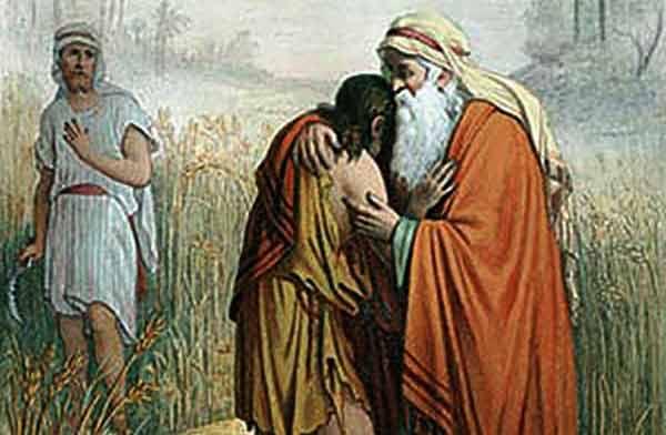 Преразказ на Завръщането на Блудния син