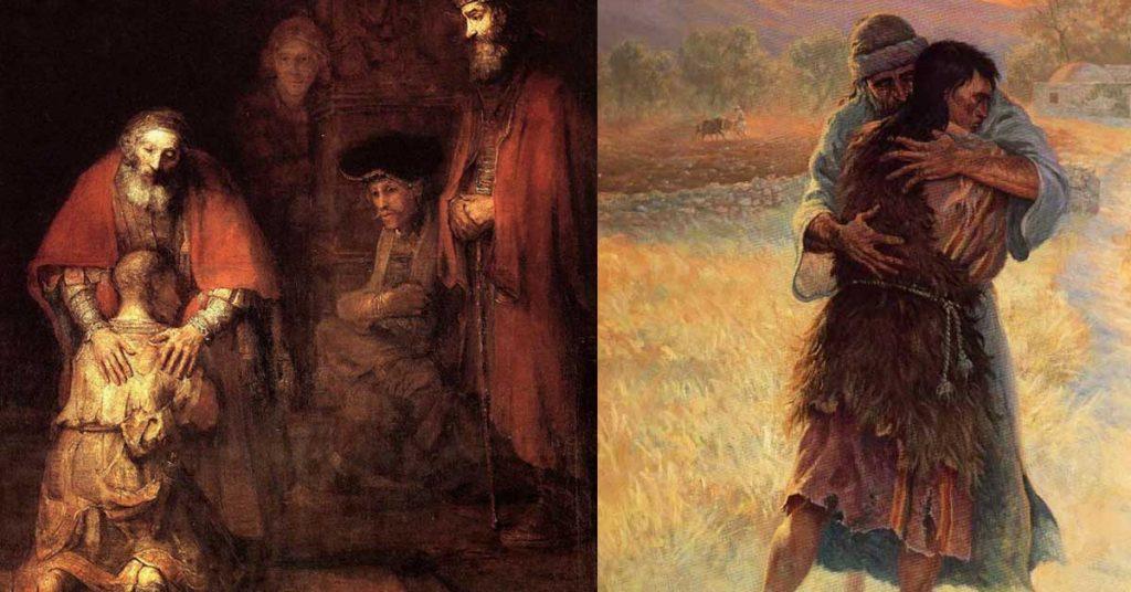 Завръщането на Блудния син притча