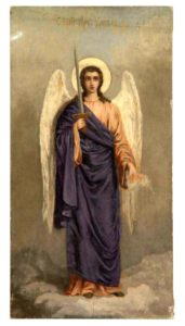 архангел уриил - 013 икона