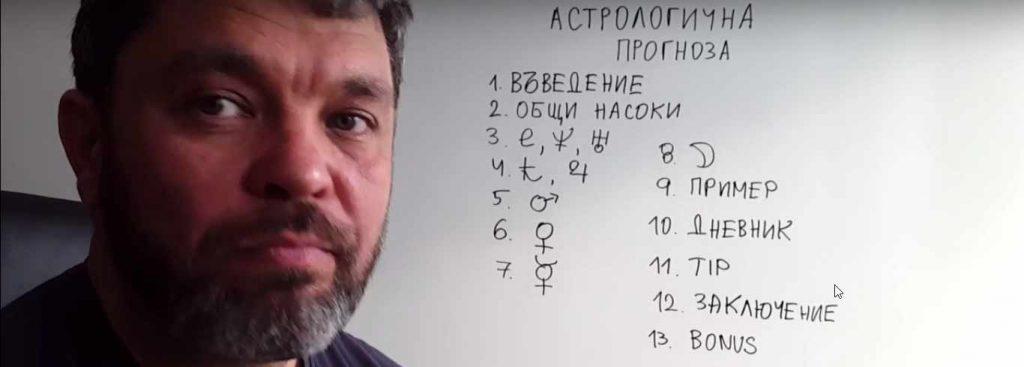 Астрология за начинаещи, обучение, Курс, Курсове Владимир Комаров 017654