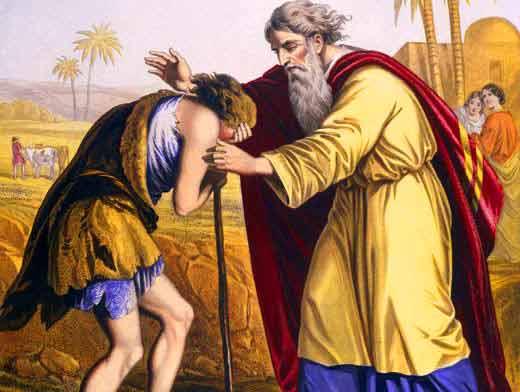 Тълкуване на Завръщането на Блудния син