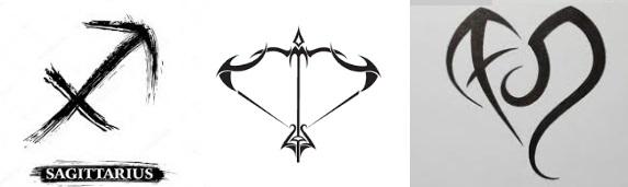 Кентавърът, юпитер, характеристика на Стрелец, огнена зодия, огън, Фиксиран кръст,
