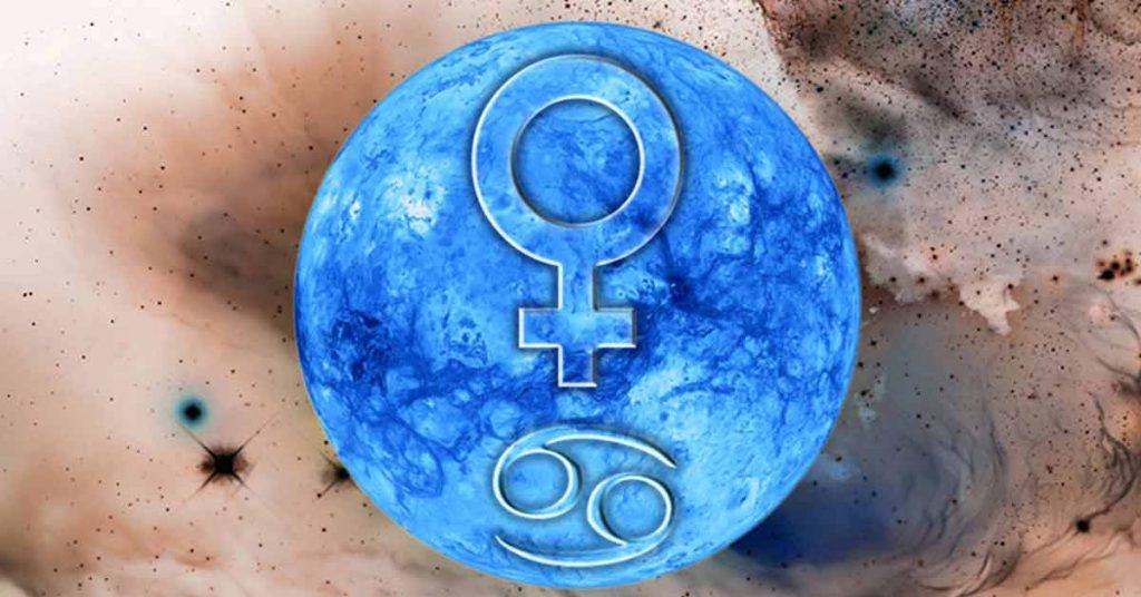 Венера в Рак и Козирог наблюдение на мисленето