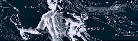 знак на Водолей, изображение, Воден човек, вода