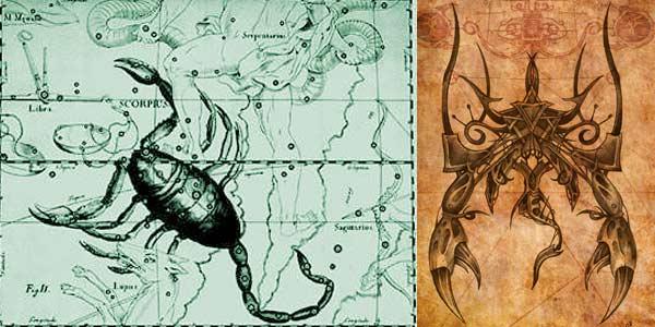 успех в живота зодия скорпион