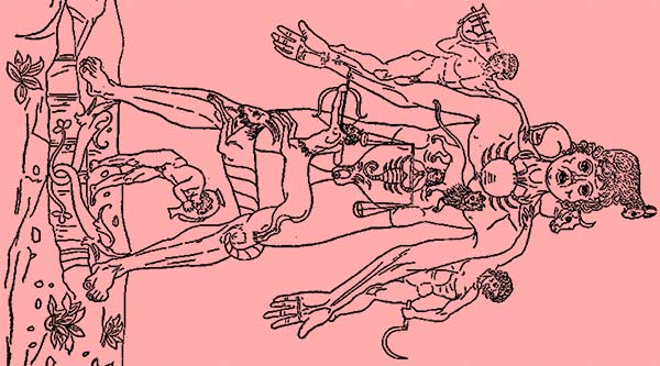 12 зодии, светогледи, тяло, органи - 01