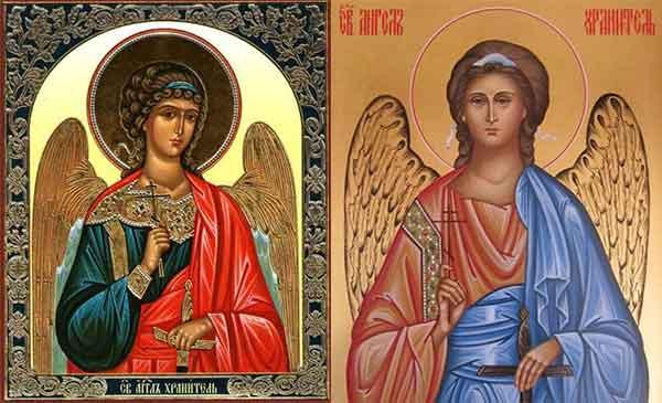 ангел хранител икони - 01
