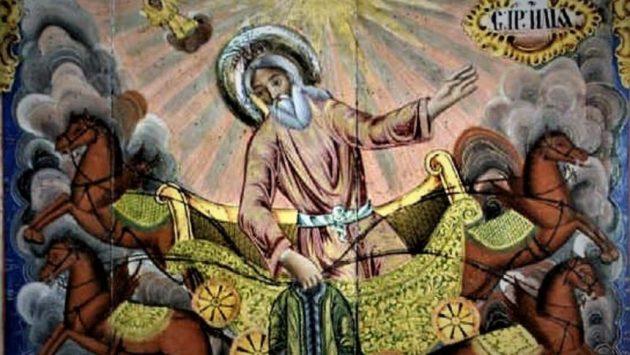 Пророк Илия, Библия, Прераждане, Карма